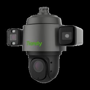 5MP Video Structure AI Dual PTZ Camera